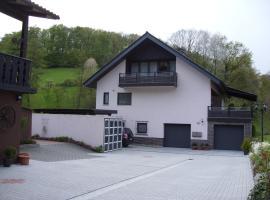 Feriendomizil Helga, Mörlenbach (Wald-Michelbach yakınında)