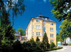 Parkhotel Helene, Bad Elster (Adorf yakınında)
