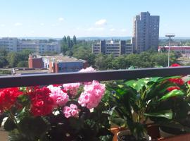 Apartment City Laatzen, Hannover (Laatzen yakınında)