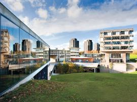 University of Essex - Colchester Campus, Колчестер (рядом с городом Rowhedge)