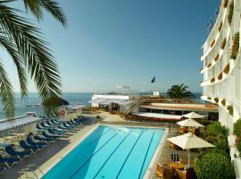 Gran Hotel Reymar & Spa Superior 4 stars. 17320 Tossa de Mar ...