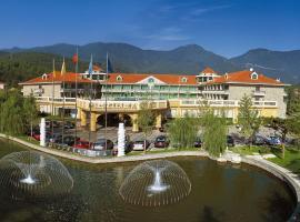 Fragrant Hill Empark Hotel Beijing