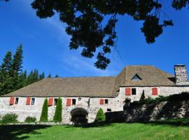 Domaine du Lac Ferrand, Saint-Cirgues-en-Montagne (рядом с городом Le Roux)