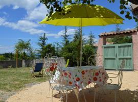 Holiday Home Vakantiehuis - Villeneuve De Berg, Villeneuve-de-Berg (рядом с городом Lavilledieu)