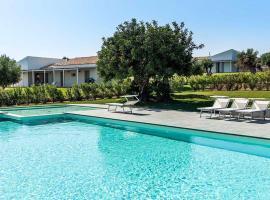 Holiday Home Isola Verde, Scicli (Sampieri yakınında)