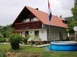 Holiday Home Hana, Benešov u Semil (Příkrý yakınında)