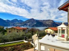 Apartment Sirio, Monte Isola (Monte Isola yakınında)