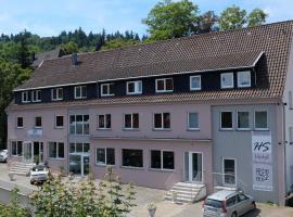 HS Hotel, Stromberg