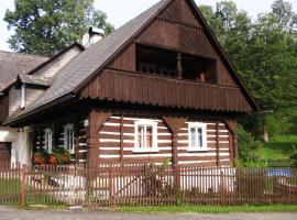 Holiday Home Zdenek, Bílá (Český Dub yakınında)
