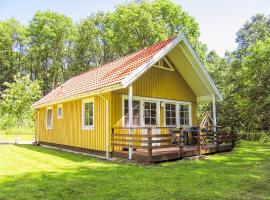 Ferienhaus mit Terrasse und Kamin - D 048.002, Krakow am See