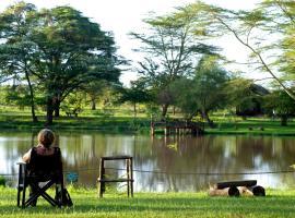 Voyager Ziwani Tented Camp, Ziwani (рядом с регионом Mwanga)