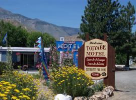 Toiyabe Motel, Walker