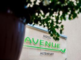 Avenue Altenfurt, Altenfurt (Feucht yakınında)