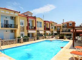 Gera Bay Studios And Apartments, Apidias Lakos (рядом с городом Agiásos)