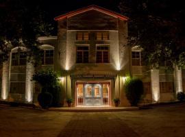 Hotel Oiti, Loutra Ipatis (рядом с городом Makrakómi)
