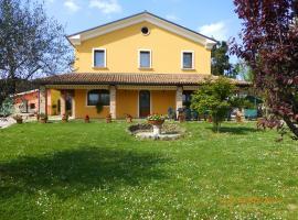 Agriturismo Ae Noseare, Torri di Quartesolo (Grumolo delle Abbadesse yakınında)