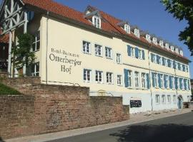 Land-gut-Hotel Hotel Otterbergerhof, Otterberg (Otterbach yakınında)