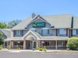Quality Inn & Suites East Troy, East Troy