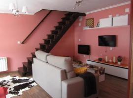 Apartamento Patsuezu, Caboalles de Abajo (рядом с городом Orallo)