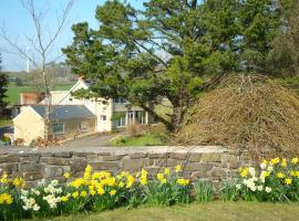 Pen-y-Bont Guest House, Amroth (рядом с городом Ludchurch)