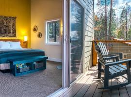 Rush Creek Lodge at Yosemite, Buck Meadows