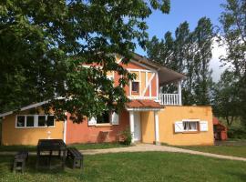 Domaine de Hongrie, Lupiac (рядом с городом Tudelle)