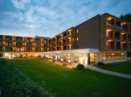 Hotel König Albert, Bad Elster (Adorf yakınında)