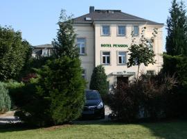 Hotel Pension Kaden, Dresden
