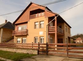 Hutasori Guesthouse, Mátraballa (рядом с городом Pétervására)