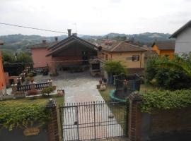 Casa della Valle, Trisobbio