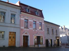 Apartman Pod Kostelem, Polná (Štoky yakınında)