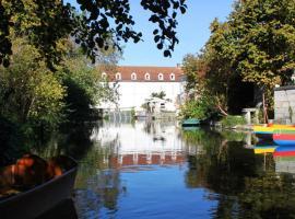 Le Moulin de Bassac, Bassac (рядом с городом Mérignac)