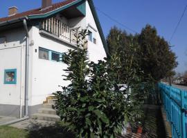 Emese Vendégház, Cserkeszőlő (рядом с городом Kunszentmárton)