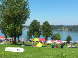 Ferienwohnungen Czetina, Sankt Kanzian (Kühnsdorf yakınında)