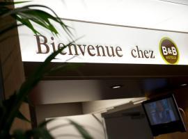 B&B Hôtel Saint-Etienne La Terrasse, Виллар