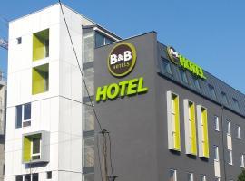 B&B Hôtel Paris Est Bobigny Université