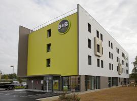 Hôtel B&B Nantes Savenay, Savenay (рядом с городом Campbon)