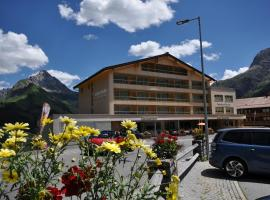 Hotel Walserstube, Warth am Arlberg