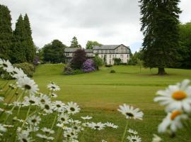 The Lake Country House Hotel & Spa, Llangammarch Wells (рядом с городом Лланвртид-Уэлс)