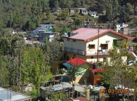Dhamot HomeStay, Dharamgarh (рядом с городом Kapkot)