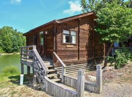 Forest Lake Camping Resort Lakefront Cabin 1, Freewood Acres (in de buurt van Lexington)
