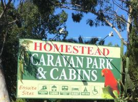 Homestead Caravan Park, Nanango