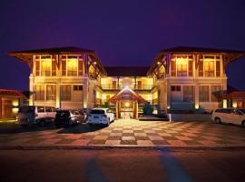 Villa Damar Boutique Hotel, Бандунг (рядом с городом Dago)