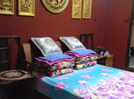 Red House 165 - 3 You shun hostel, Huairou (Beizhai yakınında)