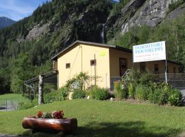 Agriturismo Mattei - Dormitorio, Peccia