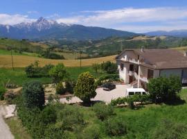 Villa Quilina, Basciano (Villa Vomano yakınında)