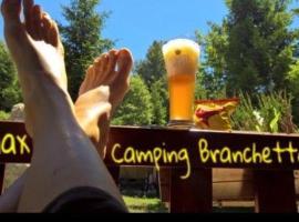 Campeggio Branchetto, Bosco Chiesanuova