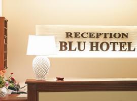 Blu Hotel, San Nicola Manfredi (San Martino Sannita yakınında)