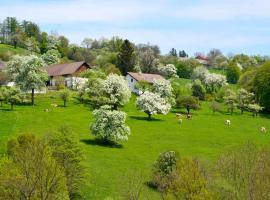 Ferienwohnung Vonwald, Michelbach (Kasten bei Böheimkirchen yakınında)