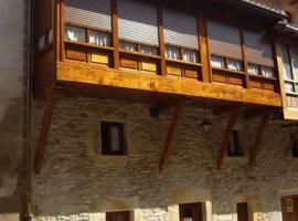 Hotel Rural La Casa del Montero, Espinosa de los Monteros (Bárcenas yakınında)